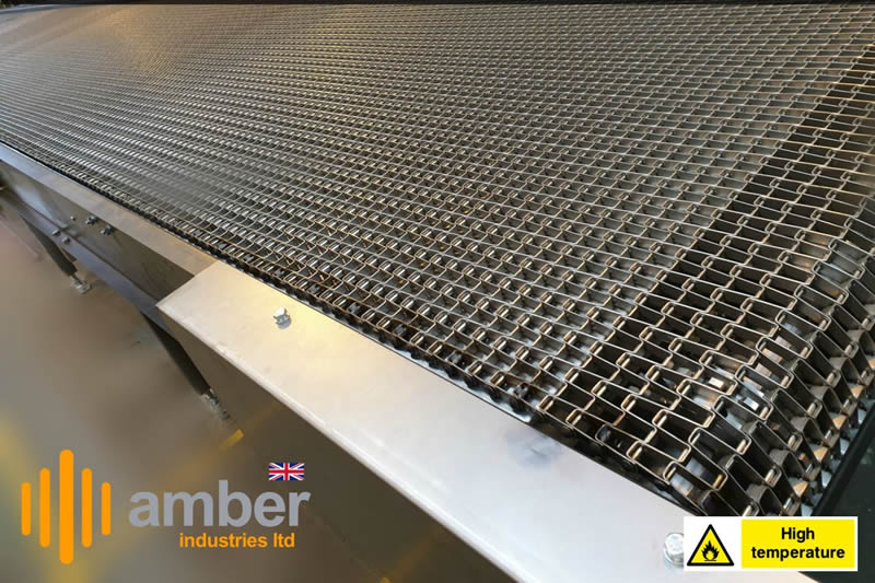 Honeycomb Conveyor Belts For Many Applications