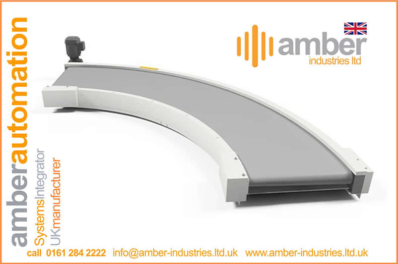 Bespoke Belt Bends Improving The Manufacturing Flow