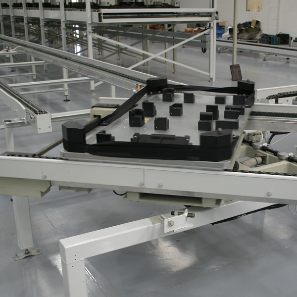 Chain Conveyor Design & Manufacture
