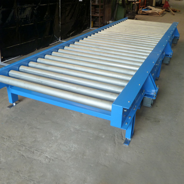 Chain Driven Roller Conveyor Modules