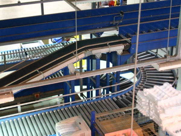 Tailored Floor Conveyor Systems From Amber Industries