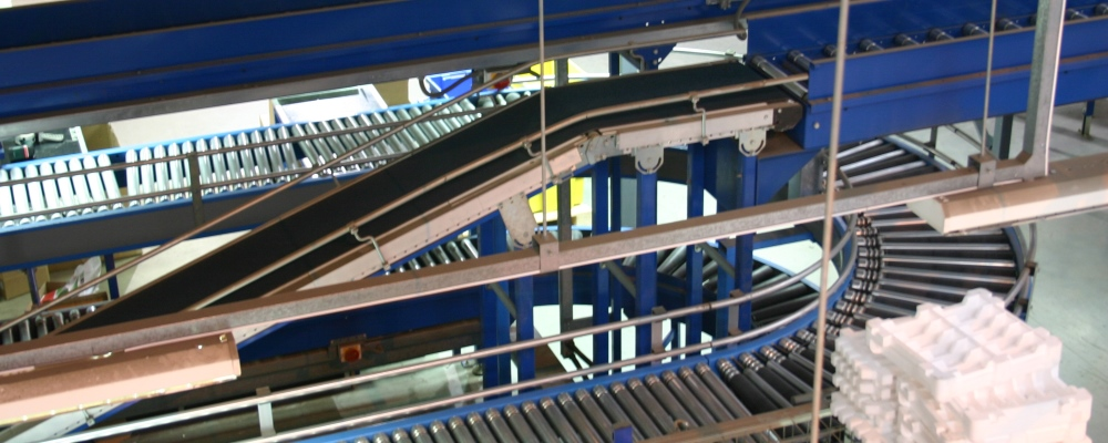 Amber Automation Floor Conveyor Systems