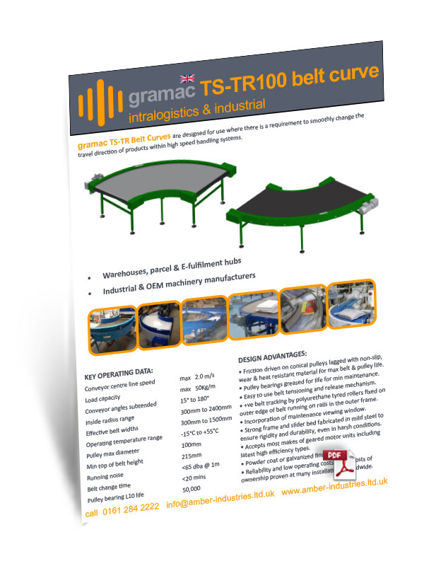 TS-TR100 DATA SHEET