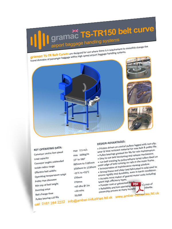 TS-TR150 DATA SHEET