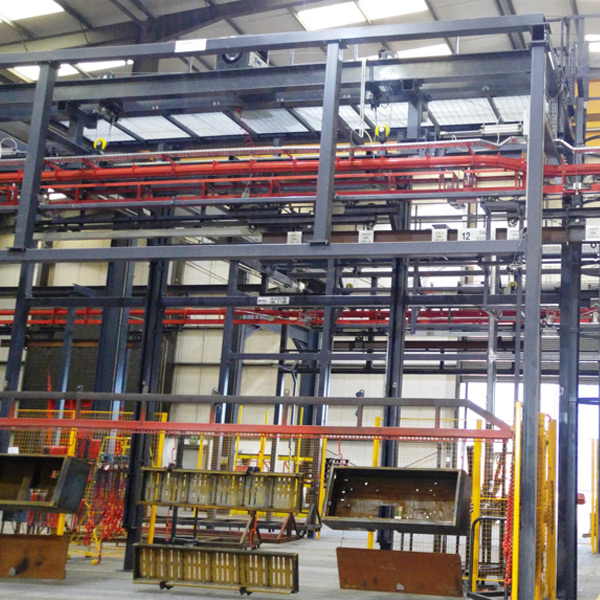 Conveyor System Installation & Commissioning