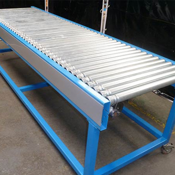 Mobile Gravity & Lineshaft Conveyor Modules
