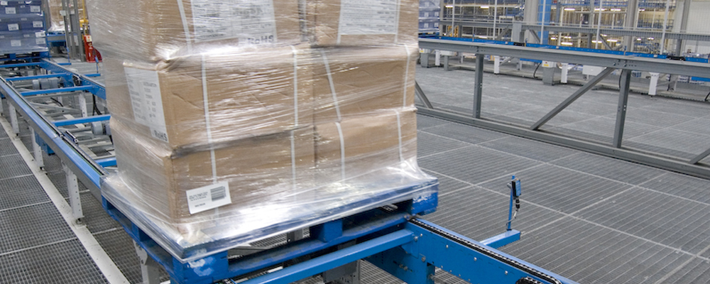 Amber Automation Pallet Amp Heavy Duty Chain Conveyors