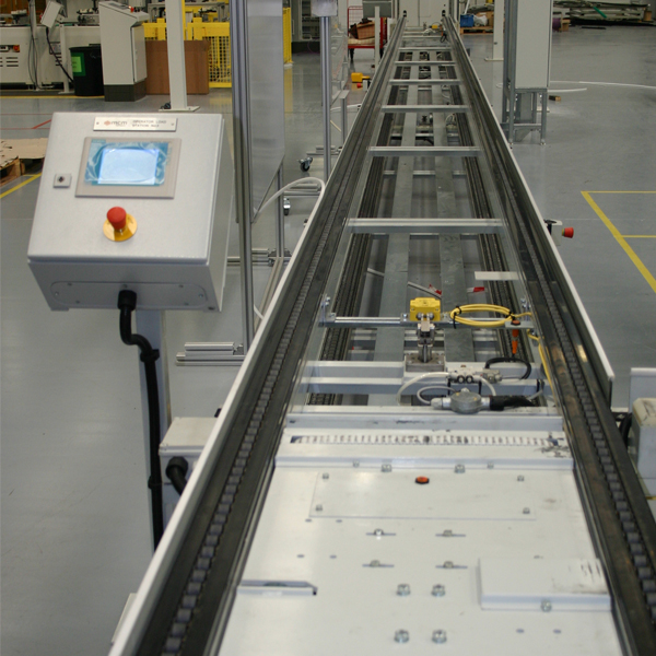 Cost Effective Chain Conveyors
