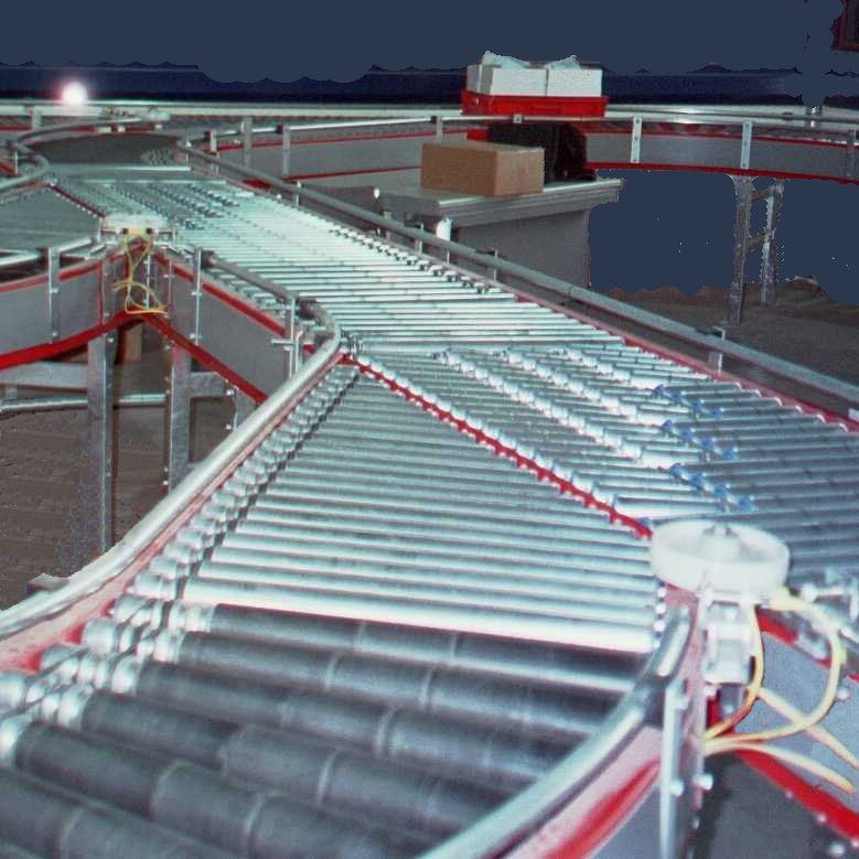 Powered & Gravity Roller Conveyors