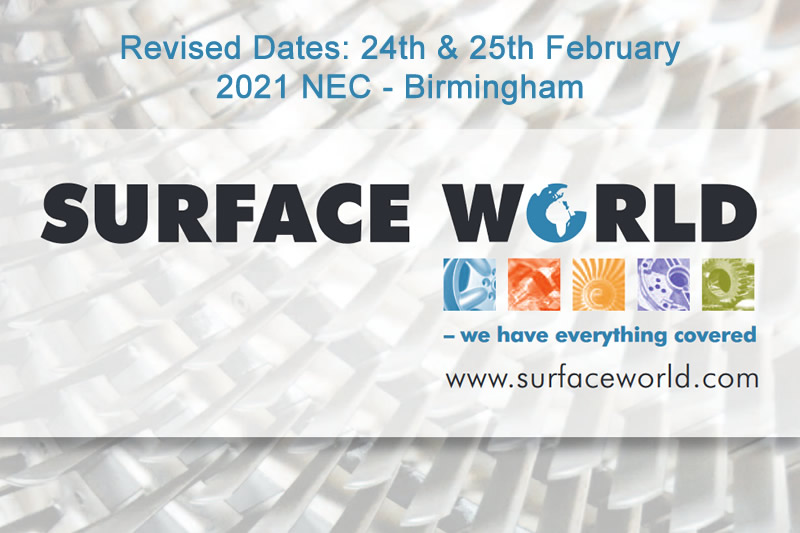 Revised Surface World Dates Announced For 2021