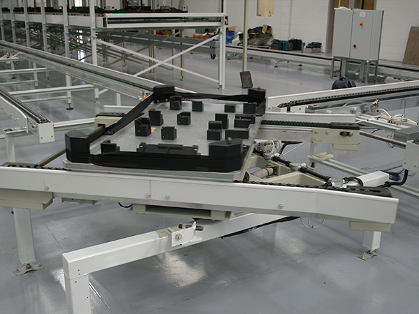 Ancillary Equipment Amber Automation